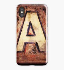 A iPhone Case/Skin