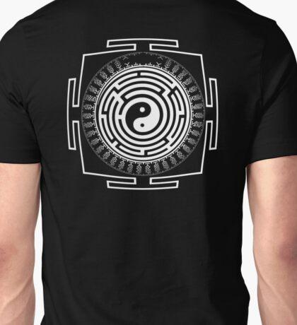 YINGYANG_LABRYNTH_MANTRA_2014 T-Shirt