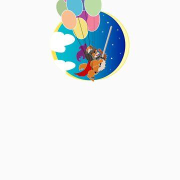 Little Pom Knight by PoetElise