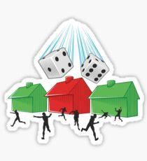Board Game Doom Sticker