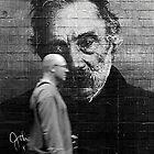 John Francis, Larceny 1 month by Gavin Kerslake