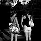 Two Babes by Gavin Kerslake