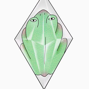 Frog by lovelymissshae