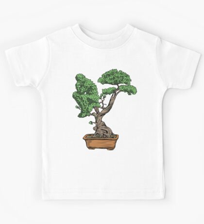 Bonsai Thinking Kids Clothes