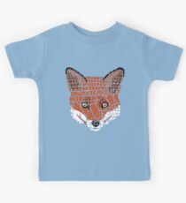 What does the fox say? Kids Tee