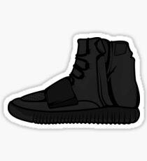 Yeezy 750 Boost Black Sticker