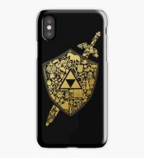 THE LEGEND ZELDA iPhone Case