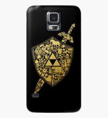 Die Legende Zelda Hülle & Klebefolie für Samsung Galaxy