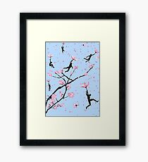 Blossom Flight Framed Print
