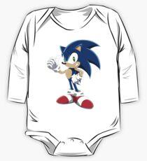 Sonic  One Piece - Long Sleeve
