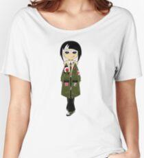 Mod Girl Women's Relaxed Fit T-Shirt