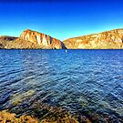 Canyon Lake, Tonto National Forest, Arizona, USS by fauselr