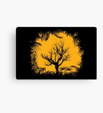 Tree Clearing Canvas Print