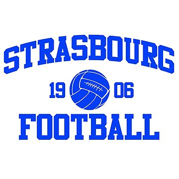 Strasbourg Football Athletic College Style 2 Gray by Toma-51