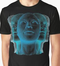 Faces Graphic T-Shirt