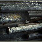 metal bones by twistwashere