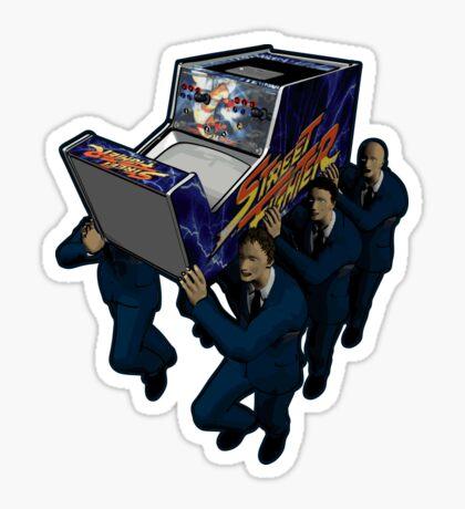Game Over Ceremony Sticker