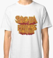 She-Ra Princess of Power - Logo - Color Classic T-Shirt