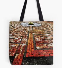 The Labyrinth of St Luke's   Tote Bag