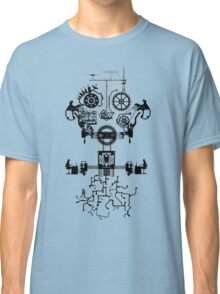 Ghost In The Machine Classic T-Shirt