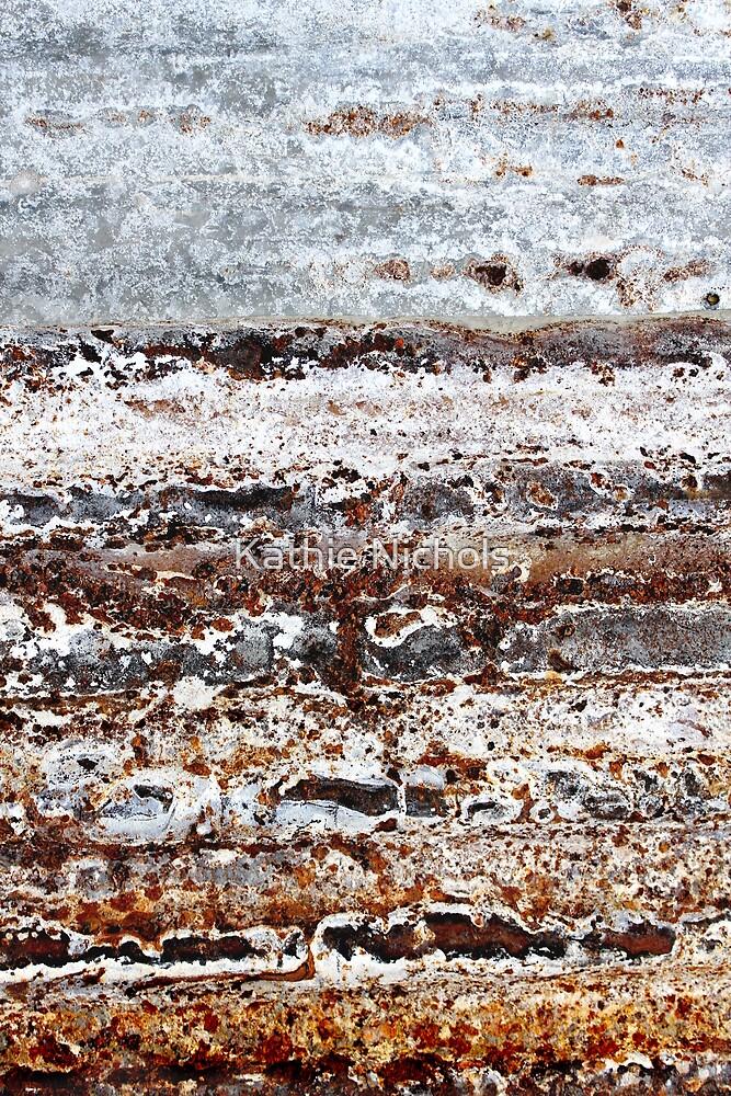Rocky Seashore by Kathie Nichols