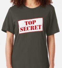 Top Secret Slim Fit T-Shirt