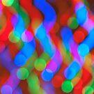 Light pattern 1 by Richard G Witham