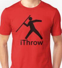 iThrow JAVELIN Unisex T-Shirt