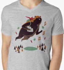 banjo kazooie Men's V-Neck T-Shirt