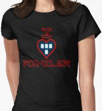 I Love Rinzler Womens Fitted T-Shirt