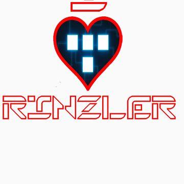 I Love Rinzler by banditcar