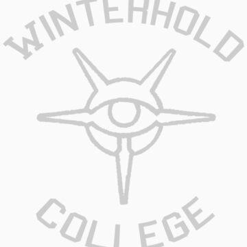 Winterhold College Shirt by joshalex5