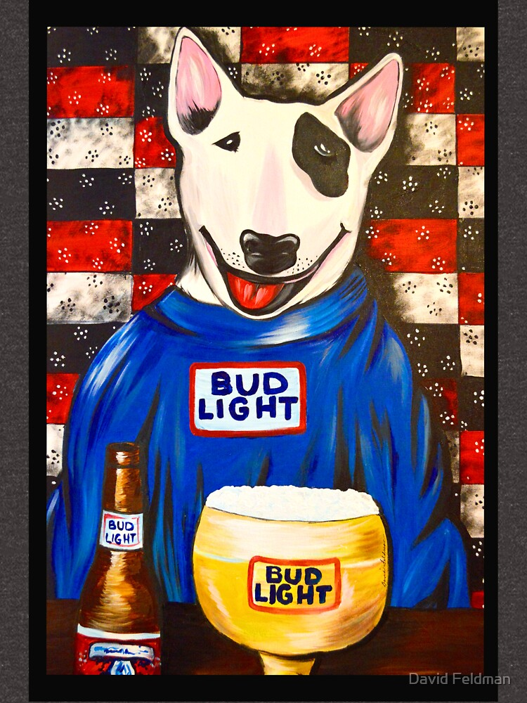 spuds mackenzie unisex t shirt by portraitsonthep redbubble
