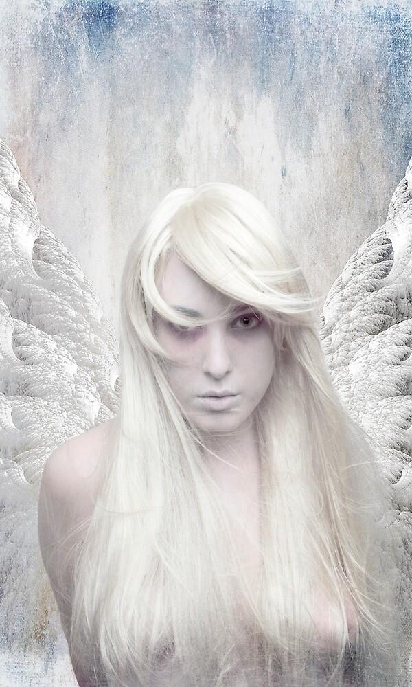 White Angel by Dave Godden