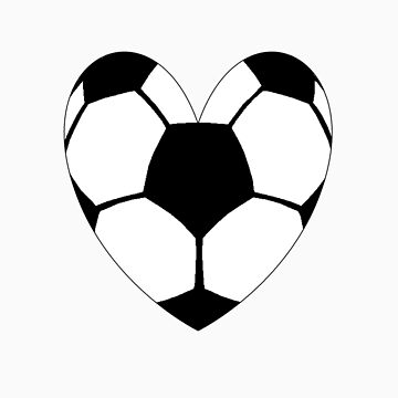 Soccer Heart by daydreamatnight