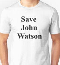 Save John Watson T-Shirt