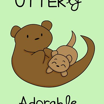OTTERly Adorable!  von charsheee