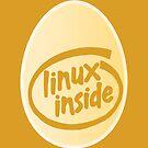 LINUX INSIDE by SofiaYoushi