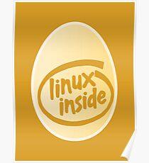 LINUX INSIDE Poster