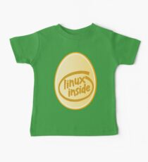 LINUX INSIDE Baby Tee