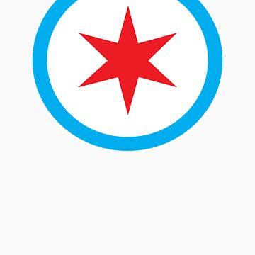 Chicago Star by jasonwitt