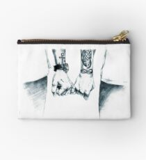 Pinky promise larry Studio Pouch