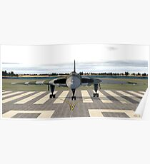 Avro Vulcan (Ready for take off) Poster