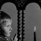 Little Girl Praying. by relayer51