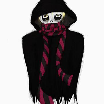 Phantom Stranger by lucius0mega