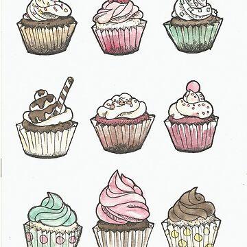 Cupcakes by sarawilson