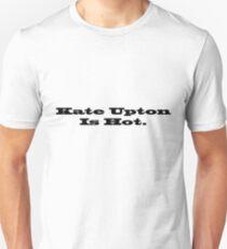 Kate Upton Unisex T-Shirt