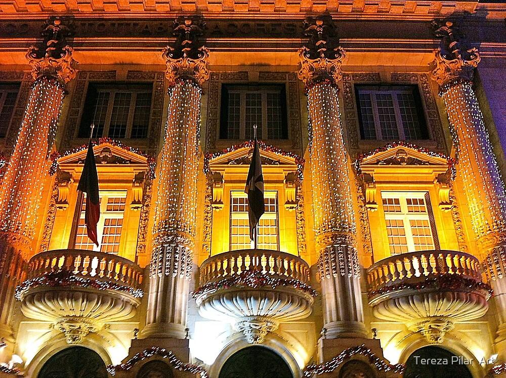 Bank. Rua do Ouro.Lisbon. (iPhone) by terezadelpilar ~ art & architecture