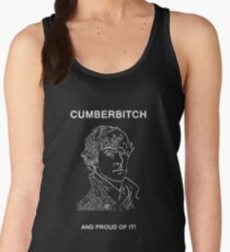 Cumberbitch and proud of it! Women's Tank Top