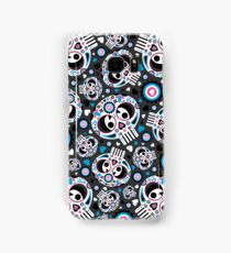 Mexican 'Day of the Dead' Pattern Samsung Galaxy Case/Skin